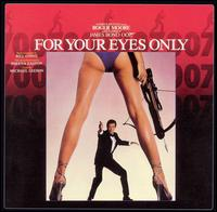 For Your Eyes Only [Original Motion Picture Soundtrack] - Bill Conti