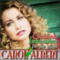 Christmas Impressions for the Piano - Carol Albert