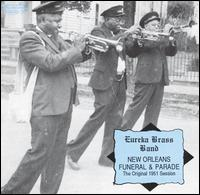 New Orleans Furneral & Parade - Eureka Brass Band