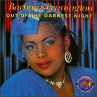 Out of the Darkest Night - Barbara Pennington