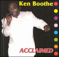 Acclaimed - Ken Boothe