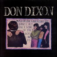 Most of the Girls Like to Dance but Only Some of the Boys Do - Don Dixon