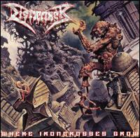 Where Ironcrosses Grow - Dismember