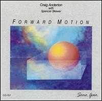Forward Motion - Craig Anderton